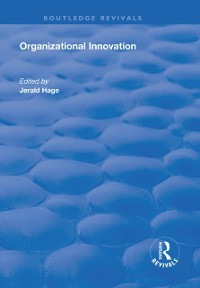 Cover Organizational Innovation