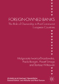 Cover Foreign-Owned Banks