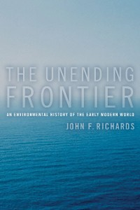 Cover The Unending Frontier