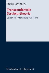 Cover Transzendentale Strukturtheorie