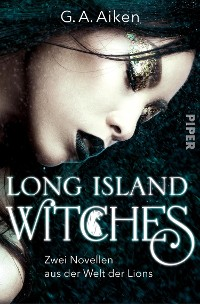 Cover Long Island Witches
