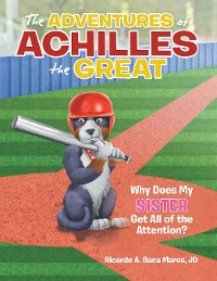 Cover The Adventures of Achilles the Great