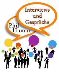Cover Interviews und Gespräche