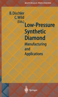 Cover Low-Pressure Synthetic Diamond