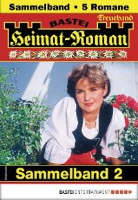 Cover Heimat-Roman Treueband 2 - Sammelband