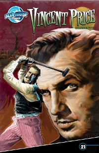 Cover Vincent Price Presents #21