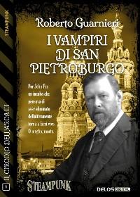 Cover I vampiri di San Pietroburgo