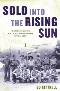 Cover Solo into the Rising Sun
