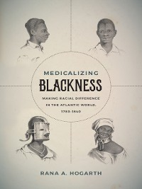 Cover Medicalizing Blackness