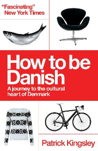 Cover How to be Danish