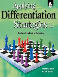 Cover Applying Differentiation Strategies: Teacher's Handbook for Secondary