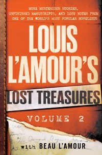 Cover Louis L'Amour's Lost Treasures: Volume 2
