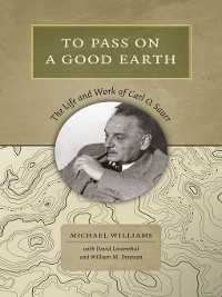 Cover To Pass On a Good Earth