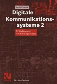 Cover Digitale Kommunikationssysteme 2