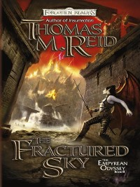 Cover The Fractured Sky