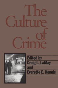 Cover Culture of Crime