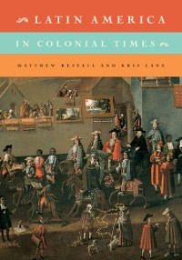 Cover Latin America in Colonial Times