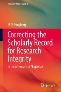 Cover Correcting the Scholarly Record for Research Integrity