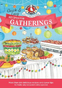 Cover Quick & Easy Recipes for a Gathering