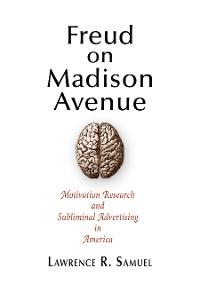 Cover Freud on Madison Avenue