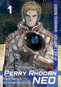 Cover Perry Rhodan NEO: Volume 1