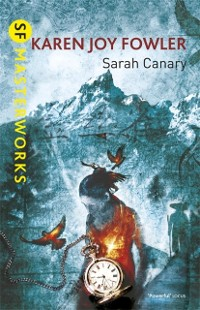 Cover Sarah Canary