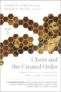 Cover Christ and the Created Order