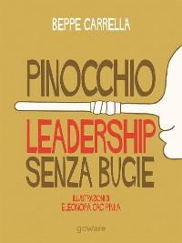 Cover Pinocchio. Leadership senza bugie