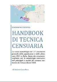 Cover Handbook di Tecnica Censuaria