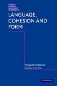 Cover Language, Cohesion and Form