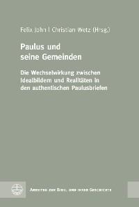 Cover Paulus und seine Gemeinden