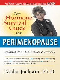 Cover The Hormone Survival Guide for Perimenopause