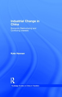 Cover Industrial Change in China
