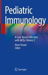 Cover Pediatric Immunology