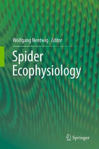 Cover Spider Ecophysiology