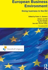Cover European Business Environment