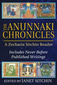 Cover Anunnaki Chronicles