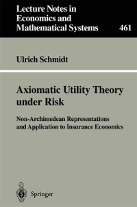 Cover Axiomatic Utility Theory under Risk