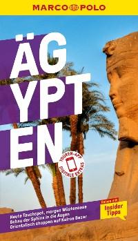 Cover MARCO POLO Reiseführer Ägypten