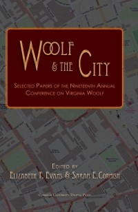 Cover Woolf and the City