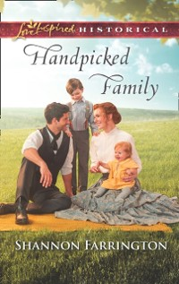 Cover Handpicked Family (Mills & Boon Love Inspired Historical)