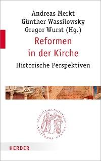 Cover Reformen in der Kirche