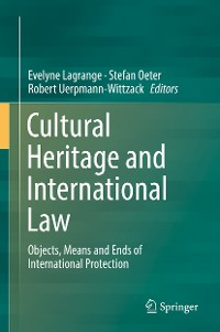 Cover Cultural Heritage and International Law