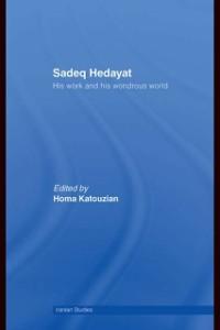 Cover Sadeq Hedayat