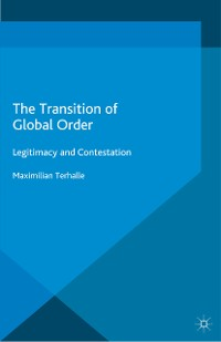 Cover The Transition of Global Order