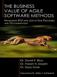 Cover The Business Value of Agile Software Methods