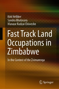 Cover Fast Track Land Occupations in Zimbabwe
