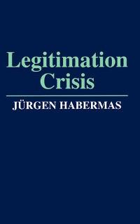 Cover Legitimation Crisis