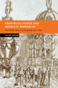 Cover Provincial Power and Absolute Monarchy