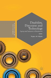 Cover Disability, Discourse and Technology